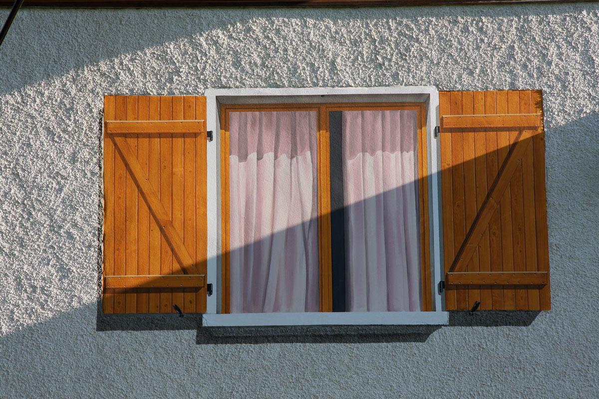 trompe l 39 oeil fen tre carine sciardis artiste peintre. Black Bedroom Furniture Sets. Home Design Ideas